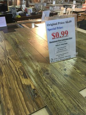 12mm Laminate wood starting @ $0.99 sq/ft for Sale in Sanford, FL