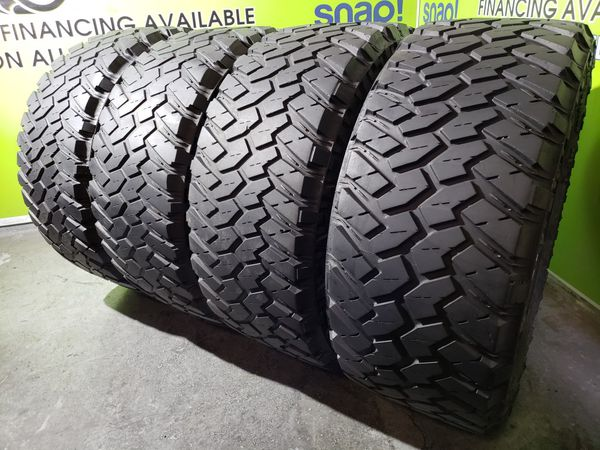 Nitto Terra Grappler Mt >> Four 305 55 20 Nitto Trail Grappler Mt Free Mount And Balance For Sale In Tampa Fl Offerup