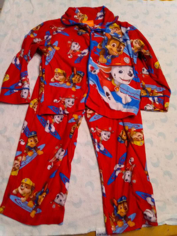 249cedb49 4T Paw Patrol pajamas for Sale in Victorville