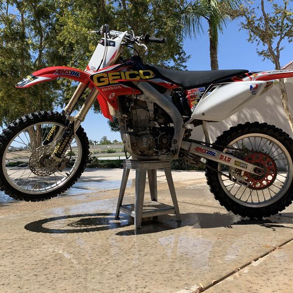 2006 honda 450r