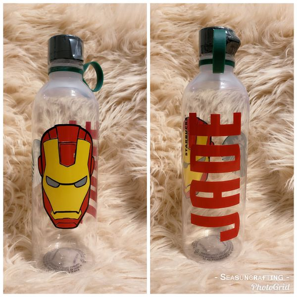 Custom Made, Starbucks Cups, Tumblr, IronMan, Infinity War, End Game,  Disney, Marvel for Sale in Fontana, CA - OfferUp