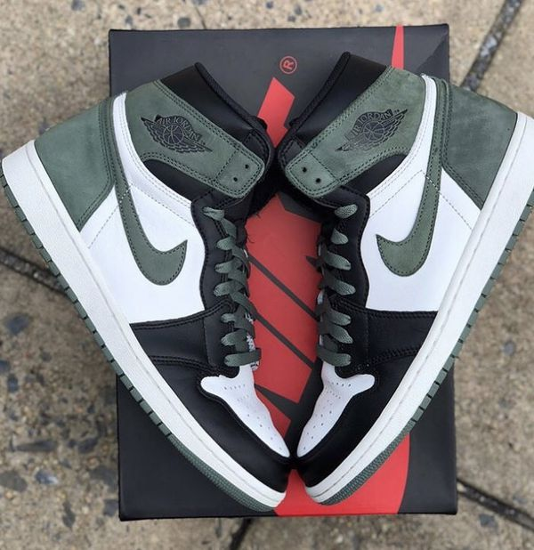 """c712df2e3bcc Air Jordan Retro 1 """"Clay Green"""" for Sale in Jersey City"""