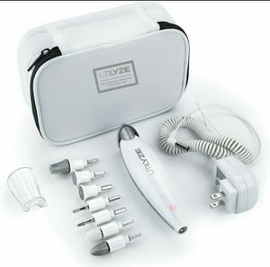 Photo UTILYZE 10-in-1 Professional Electric Manicure & Pedicure Set, Powerful Nail Drill Kit