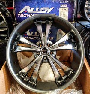 """Alloy Technologies 22"""" Rim Set for Sale in Longwood, FL"""