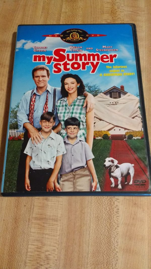A Christmas Story Sequel.My Summer Story On Dvd Sequel To A Christmas Story For Sale In Kimberlin Hgt Tn Offerup
