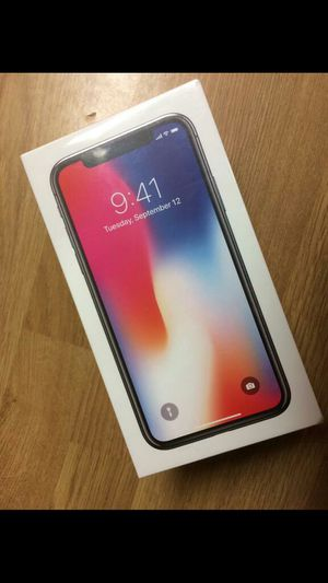 IPhone 10 - Gently Used for Sale in Alexandria, VA