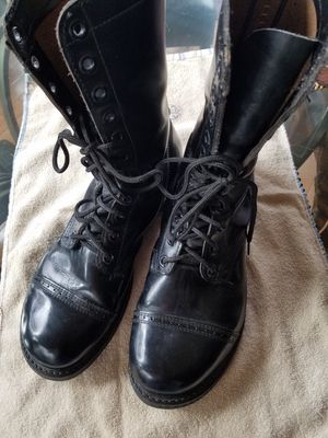 "JUMP BOOTS BLACK 10"" SIZE 11 for Sale in Inwood, WV"