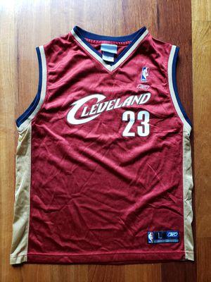 Photo Lebron James Cleveland Cavs NBA basketball Jersey size large