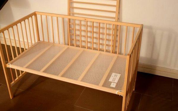 Ikea Sniglar Crib Amp Toddler Bed W Mattress For Sale In