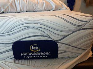 Serta Perfect Sleeper Gants Hill Luxury Firm King Memory Foam Mattress for Sale in Arlington, VA