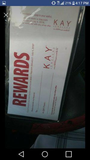 rewards card kay jeweler for sale in irving tx - Irving Rewards Card