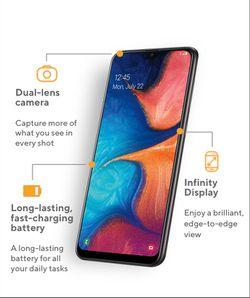 Samsung A20 For Metro Pcs Thumbnail