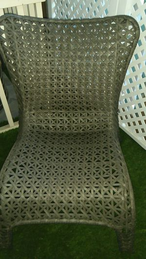 Set Modern Patio Furniture W Cover for Sale in Tustin, CA