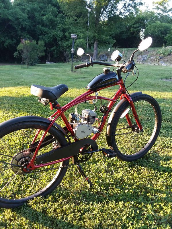Gas powered bike for Sale in US - OfferUp