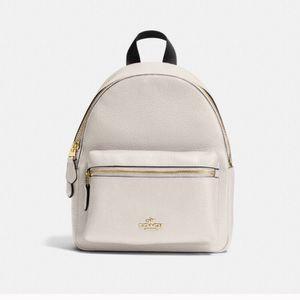 NWT Coach Mini Charlie Backpack for Sale in Fresno, CA