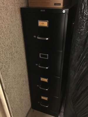 4 Drawer Heavy Duty File Cabinet for Sale in Rockville, MD