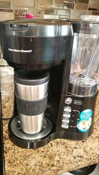 Hamilton Beach Java Blend Coffee Brewerblender 40918 For Sale In