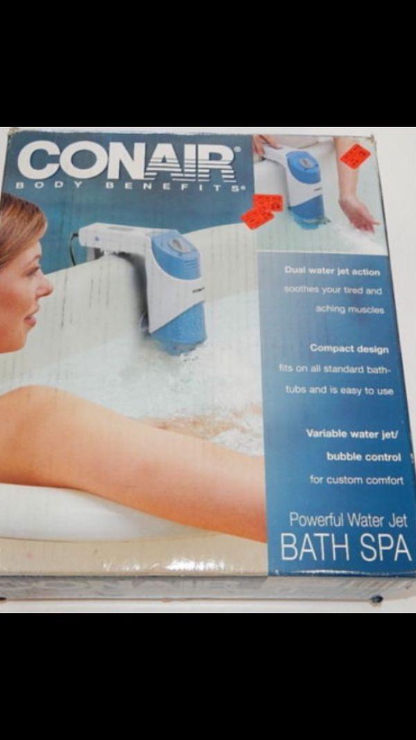 Conair Jet Bath Spa for Sale in Berwyn, IL - OfferUp