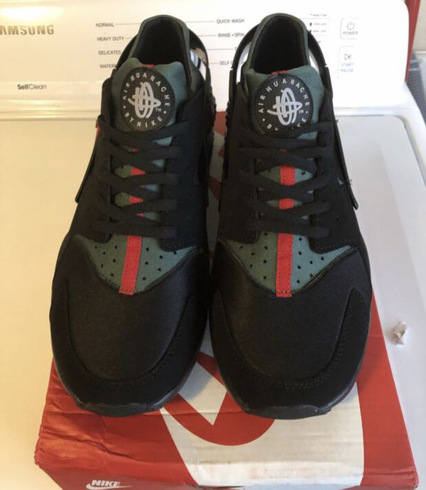 "24fccd6b3543 Nike Huarache ""Gucci"" Customs for Sale in Houston"