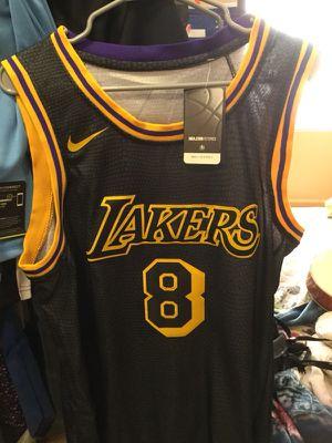 60ada71e3b01 Nike Kobe laker basketball jersey for Sale in Salinas