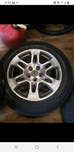 2010 Acura Mdx Wheels Thumbnail
