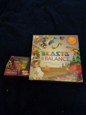 Brand new beast of balance game for Sale in Annandale, VA