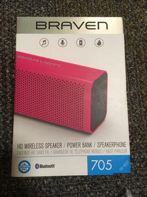 Braven Portable Wireless Speaker for Sale in Santa Ana, CA