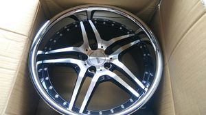 "Wheels and Tires: MBZ E-Class/S-Class 20"" Staggered Wheels for Sale in Seattle, WA"