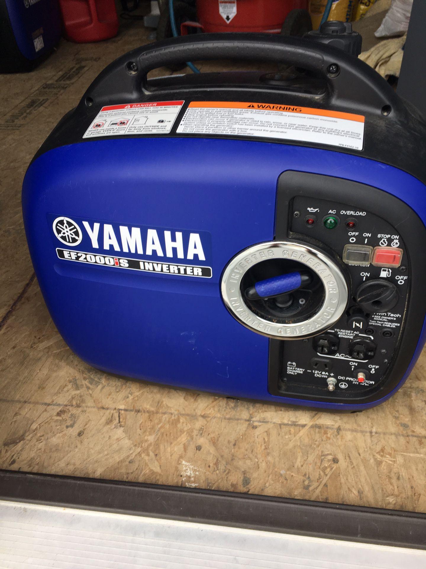 Yamaha EF 2000is 700.00