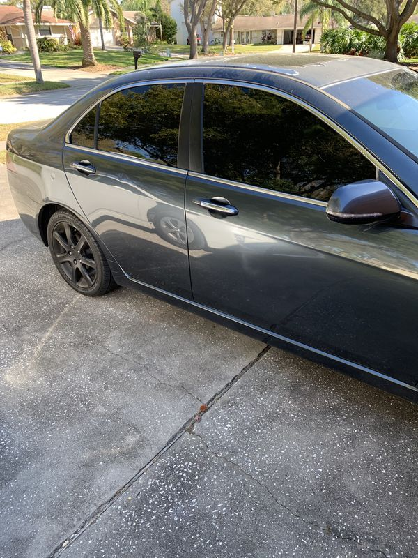 2004 Acura Tsx 6 Speed Manual For Sale In Palm Harbor Fl Manual Guide