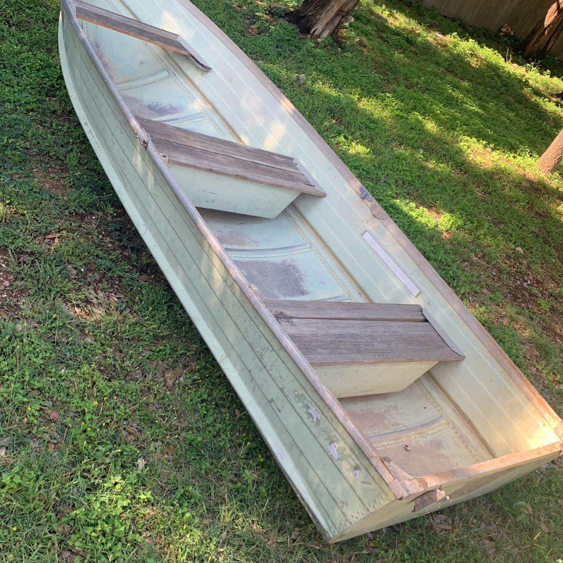Photo Starcraft Aluminum Boat 14 Foot