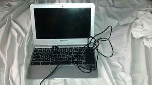 Samsung chromebook 303c for parts come with charger, the problem in software only for Sale in Cleveland, OH