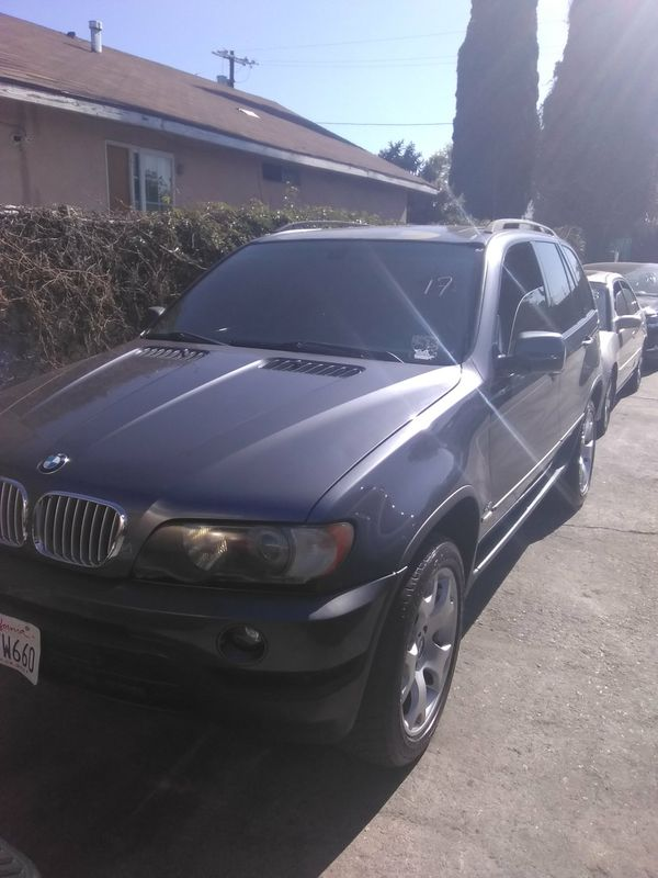 2005 Bmw X5 For Sale In Marina Del Rey Ca Offerup