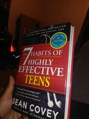 7 habits of highly effective teens for Sale in San Francisco, CA