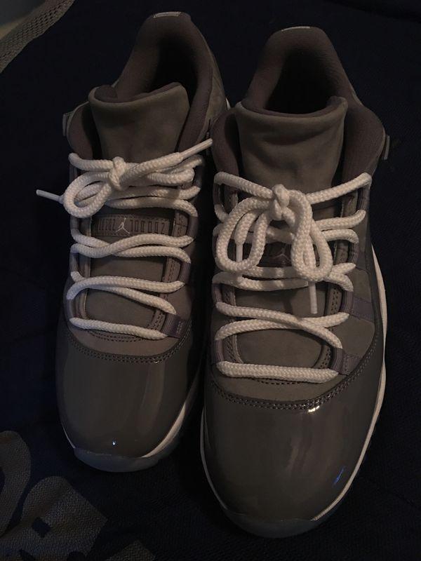 d7f73adb8adf37 Air Jordan 11 low cool grey for Sale in Johnston