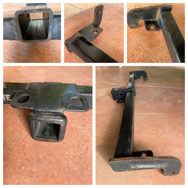 Draw-Tite Trailer Hitch #41531 Used Part 2002 Jeep