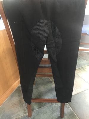 Women sticky seat equestrian riding tights for Sale in Apex, NC