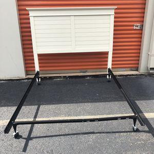 Pier 1 Headboard and Rails for Sale in Lake Ridge, VA