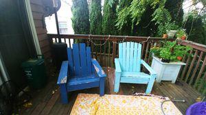 Adirondack chairs for Sale in Seattle, WA