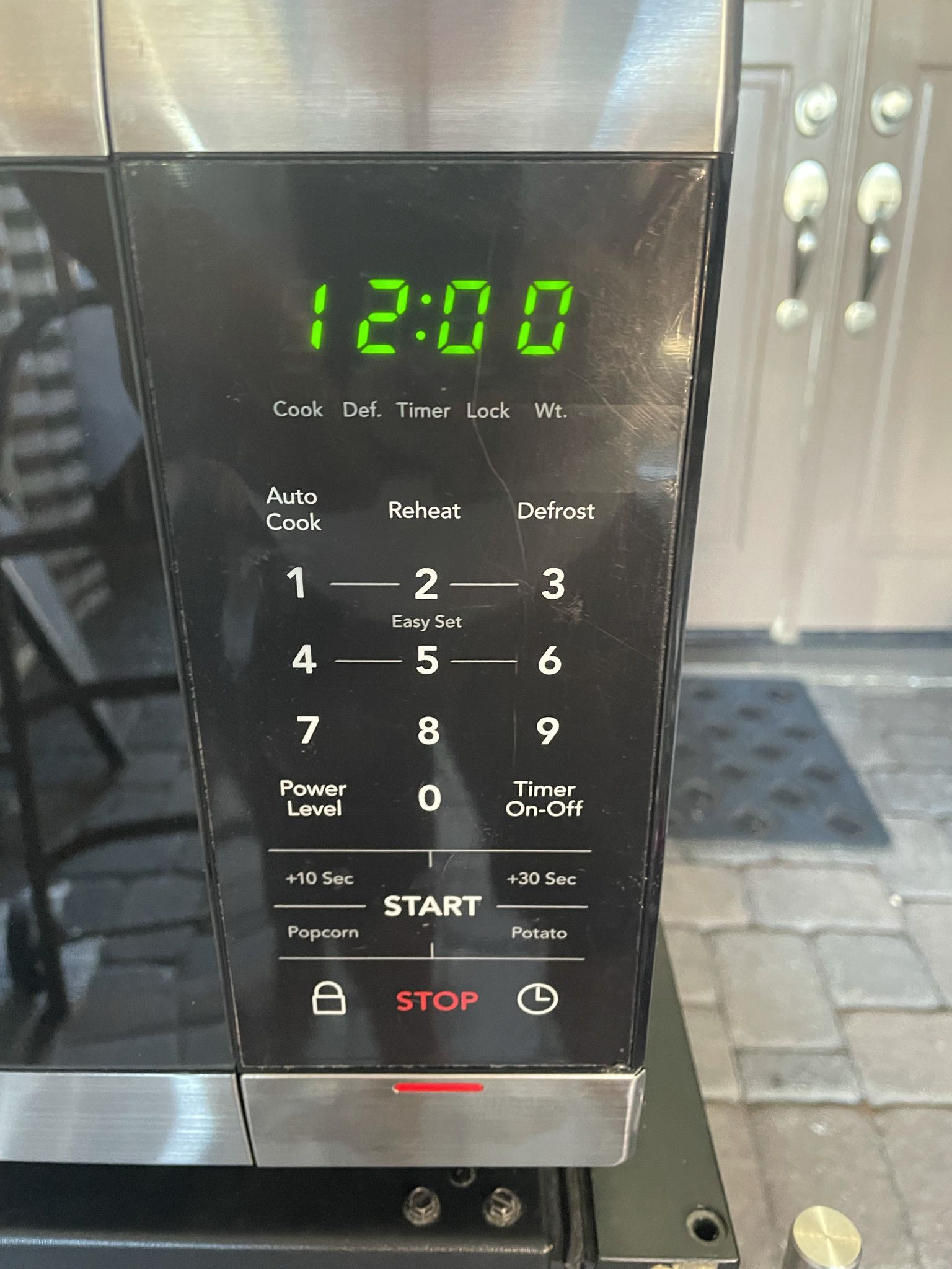 Microwave oven working Clairemont Mesa