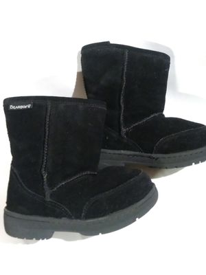 Kids toddler Bear Paws suede leather boots Sz 10 Timberland boots Sz 10 for Sale in Atlanta, GA