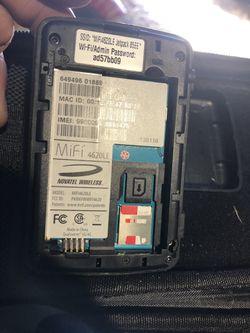 Verizon Jet pack Mifi Hot Spot  Thumbnail