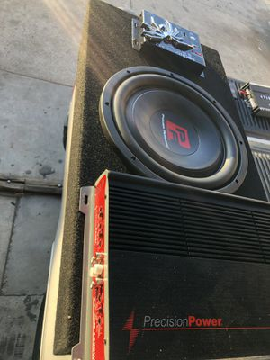 Car audio package for Sale in Santa Ana, CA