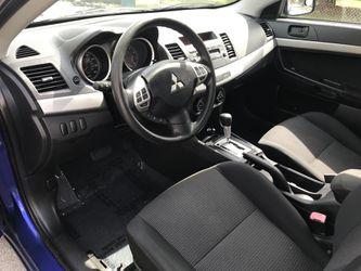 2008 Mitsubishi Lancer Thumbnail