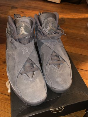 Air Jordan Retro 8 Cool Grey size 8.5 for Sale in Pittsburgh, PA