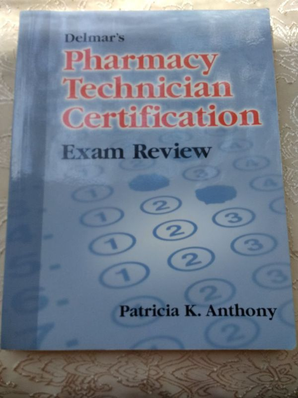 Pharmacy Technician Certification Exam Review For Sale In North