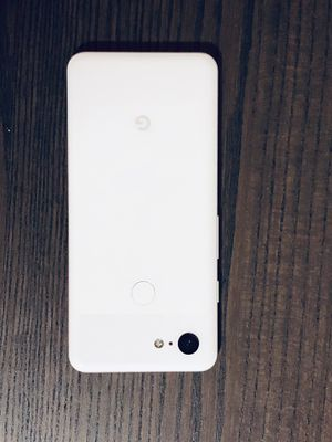 Pixel 3 128GB, white, unlocked for Sale in San Francisco, CA