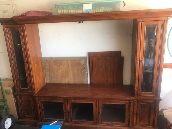Ashley Furniture Entertainment Center For Sale In Odessa Tx Offerup