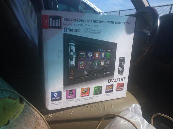 Dual Audio 50 Watt Car Stereo for Sale in San Diego, CA - OfferUp