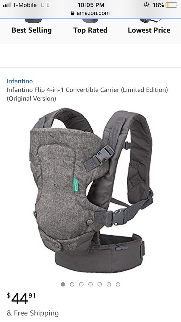 206bf93fd38 New and Used Baby carriers for Sale in Vista